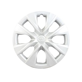 Toyota Corolla Wheel Covers - 15 Inches - Model 2014-2017-SehgalMotors.Pk