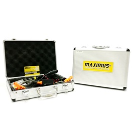 Maximus 55w HID with 3000+ Lumens H4-SehgalMotors.Pk