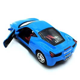 Sports Car Perfume Blue-SehgalMotors.Pk