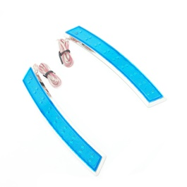 3M Colored Side Marker Lamp Blue - Pair-SehgalMotors.Pk