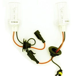 Maximus 200W D2 Tubes For HID  - Pair | For Head Lights | Headlamps | Bulb | Light-SehgalMotors.Pk