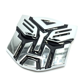Transformers Metal Monogram Chrome-SehgalMotors.Pk