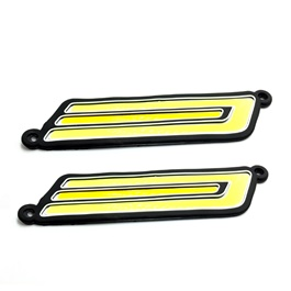 Dual Color Bumper Day Light U Shape-SehgalMotors.Pk