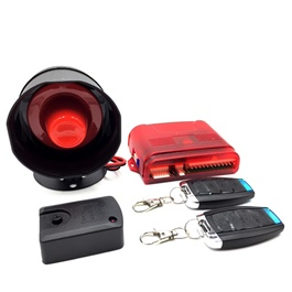 Cyclone Car Alarm System 4 Button-SehgalMotors.Pk
