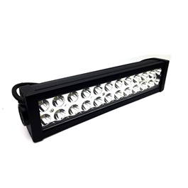 LED Bar Lights 24 SMD 72w | High Accuracy Jeep Light | Sharp Light | Jeep Decoration Light | Flood Spot Combo Beam Offroad Light Driving Fog Lamp-SehgalMotors.Pk