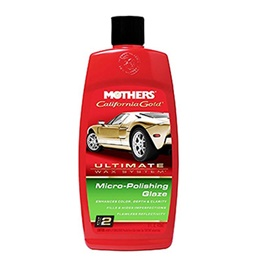 Mothers California Gold Micro Polishing Glaze - 16 OZ-SehgalMotors.Pk