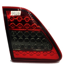 Back Light Cover Red - 9828