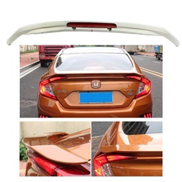 Honda Civic Back LED RS Spoiler - Model 2016-2021-SehgalMotors.Pk