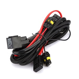 Maximus 55W HID Motorized Wiring-SehgalMotors.Pk