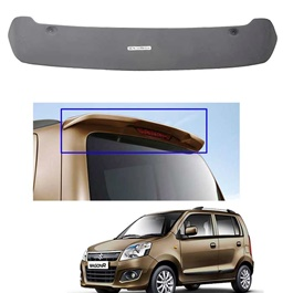 Suzuki Wagon R Spoiler LED Model - 2014-2021 | Roof Spoiler | Baggage Spoiler Decorative Cover-SehgalMotors.Pk