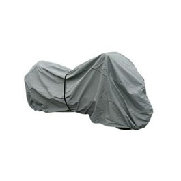 Waterproof & Dust Proof Motorcycle Bike Cover - Multicolor