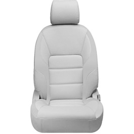 Honda Civic Seat Covers Gray - Model 2016-2020-SehgalMotors.Pk