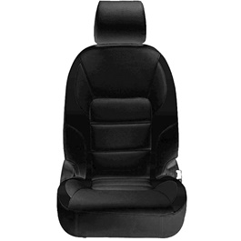 Honda Civic Seat Covers Black - Model 2016-2020-SehgalMotors.Pk