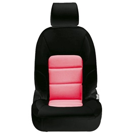 Honda Civic Seat Covers Black Pink Design 2 - Model 2016-2020-SehgalMotors.Pk