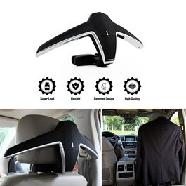 Multifunctional Detachable Premium Car Coat Hanger-SehgalMotors.Pk