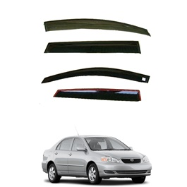 Toyota Corolla Air Press without Clips - Model 2003-2008-SehgalMotors.Pk
