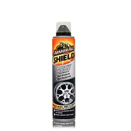 Armor All Shield For Wheels - 300 ML | Wheel Cleaner Spray | Auto Tire Cleaning Agent | Portable Car Rim Care Wheel Ring Cleaner | Rim Cleaning Tool For Car Truck Motorcycle | Wheel Cleaner-SehgalMotors.Pk