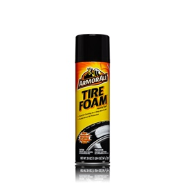 Armor All Tire / Tyres Foam - 600 ML | Tyres Foam And Shine | Tyre Cleaner | Tyre Product-SehgalMotors.Pk