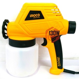 Ingco Electic Paint Spray Gun 130w