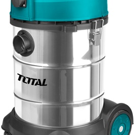 TOTAL Pro Series Wet And Dry Vaccum Cleaner  | Remove Dust | Commercial And Home Use| Interior Cleaning Gadget-SehgalMotors.Pk