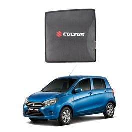 Suzuki Cultus Side Sunshade / Sun Shades with Logo - Model 2017-2019-SehgalMotors.Pk