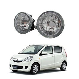 Daihatsu Mira Custom Fog Lamps / Fog Lights | Bright SMD LED | Waterproof Lamps | Bright Light-SehgalMotors.Pk
