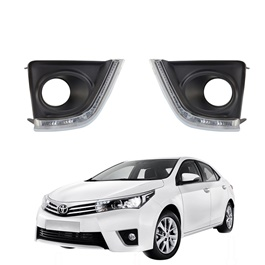 Toyota Corolla Fog Lamps LED TY662-AL- Model 2014-2017-SehgalMotors.Pk