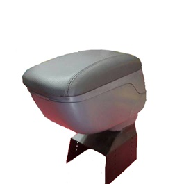 Plastic Arm Rest With Leather-SehgalMotors.Pk
