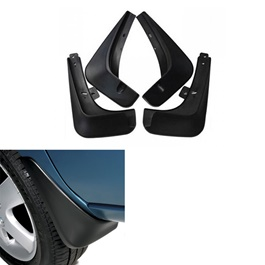 Suzuki Wagon R Mud Flaps | Car Mudguard  | Fender Mud Flaps | Splash Guards-SehgalMotors.Pk