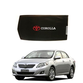 Toyota Corolla Side Sun Shades with Logo - Model - 2008-2014-SehgalMotors.Pk