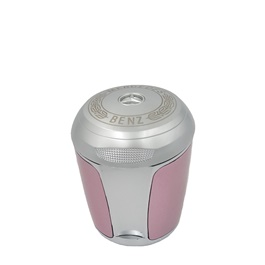 Mercedes Benz Portable Car Ashtray For Smokers - Pink-SehgalMotors.Pk