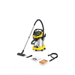 WD 6 Premium Wet & Dry Vacuum 25 liters | Remove Dust | Commercial And Home Use | Interior Cleaning Gadget-SehgalMotors.Pk