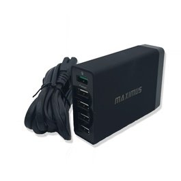 Maximus 5 PowerPort Plus Smart Wall Charger  -SehgalMotors.Pk