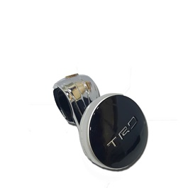 TRD Steering Knob Power Handle Car steering wheel booster spinner knob Handle Clamp-SehgalMotors.Pk