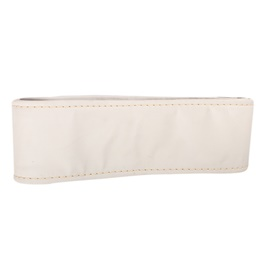 Steering Cover Beige Stitch -SehgalMotors.Pk