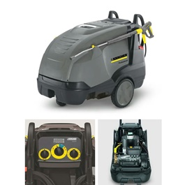 Karcher High Pressure Washer And Steamer (24 hrs) -SehgalMotors.Pk