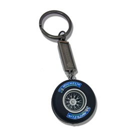 Michelin Tire Key Chain / Key Ring -SehgalMotors.Pk