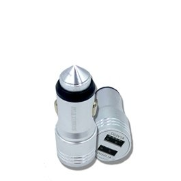 Maximus Bullet Style 3.1A Car Charger -SehgalMotors.Pk