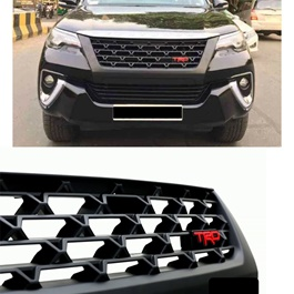 Toyota Fortuner TRD Front Grille - Model 2016-2021-SehgalMotors.Pk