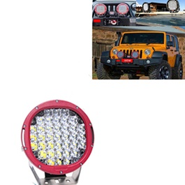 4X4 Night Vision LED Lights Set Red-SehgalMotors.Pk