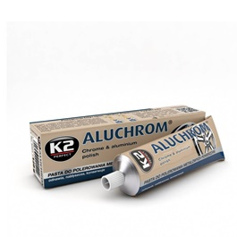 K2 Aluchrom - Chrome And Aluminium Polish-SehgalMotors.Pk