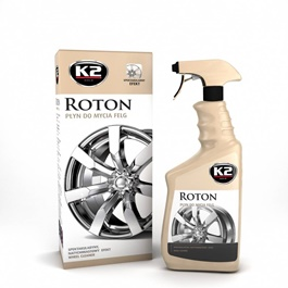 K2 Roton - Wheel and Rim Cleaner-SehgalMotors.Pk