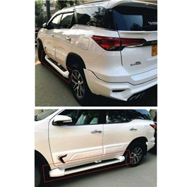 Toyota Fortuner Side Skirts - Model 2016-2017-SehgalMotors.Pk