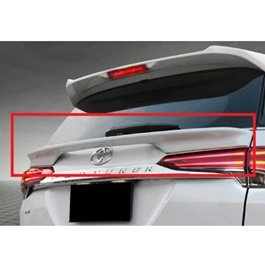Toyota Fortuner Rear Mid Spoiler - Model 2016-2017