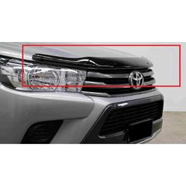 Toyota Fortuner Bonnet Gaurd - Model 2016-2017