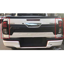 Toyota Hilux Revo Back lights Cover Style A- Model 2016-2020-SehgalMotors.Pk
