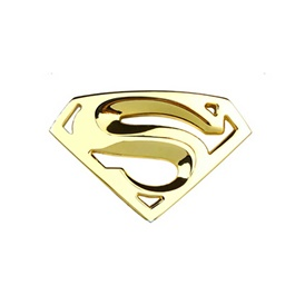 Superman Logo Special - Golden