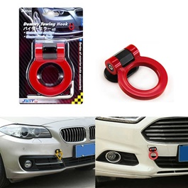Dummy Towing Hook Red-SehgalMotors.Pk