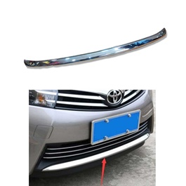 Toyota Corolla Front Bumper Chrome - Model 2017-2019-SehgalMotors.Pk