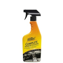 Formula 1 Complete Interior Cleaner 473 ml | Dust Repellent | Scent Cleaner | Dashboard Cleaner | Car Cleaning Product | Protect Interior | Car Care | For Interior Shining-SehgalMotors.Pk